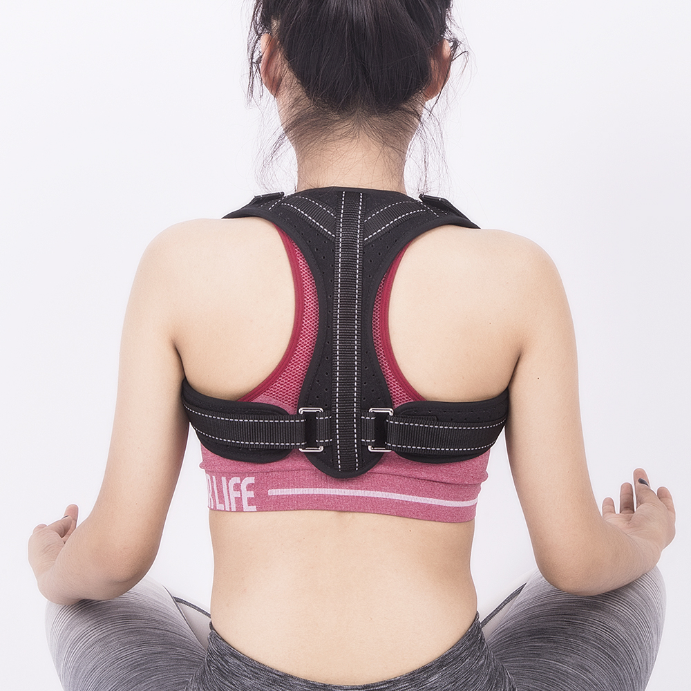 CE FDA approved unisex Physical therapy shoulder back posture corrector for back shoulder straightening