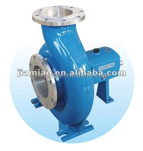 ZE model end suction full open impeller centrifugal pump/ Stainless steel Juice Pump