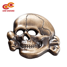 High quality 3D custom enamel gold plate Zinc Alloy metal lapel pin