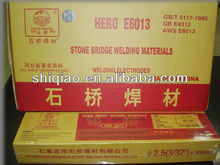 ISO CE Approved!Good quality welding electrode AWS E 6013 J421/welding electrodes 6013 7018