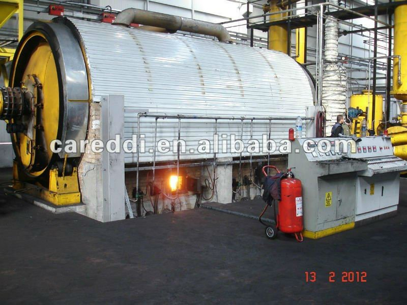Hot sale Pyrolysis Carbon Black Processing