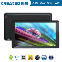 512MB+8GB dual cameras 9 inch Quad core android tablet pc