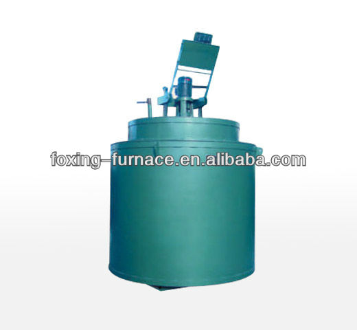 small gold melting electrical furnace