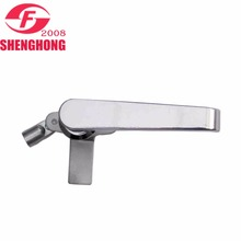 Aliexpress China popular hot sale zinc alloy lever handle cold room door lock