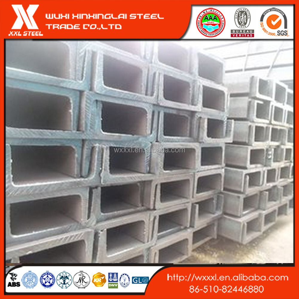 Steel Building Materials : High quality c channel steel metal building materials