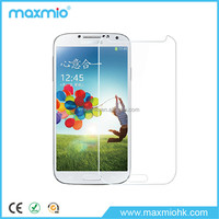 0.2mm 9h shatter-proof tempered glass screen protector for samsung galaxy s4