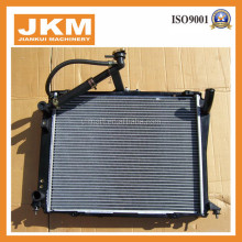 Infront OEM hydraulic excavator CX240 CX240B CX360 CX470B aluminum oil cooler oil element Air Cooler/After Cooler for sale
