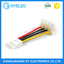 JST VH3.96mm Pitch 4pin Electronic Wire to Board Connector