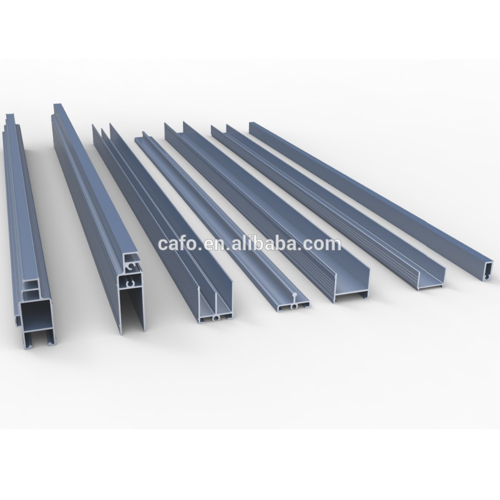 Customized Aluminium building material aluminium extrusion profile