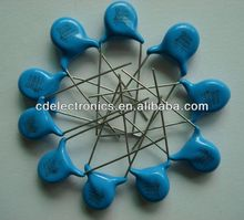 competitive price of disc ceramic capacitors 6kv 2200pf