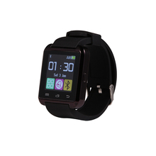 Wholesale touch screen cheap u8 smart watch U8 OEM bluetooth for android phone