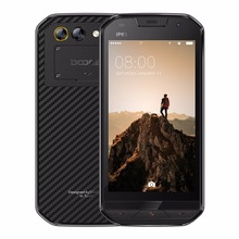 DOOGEE S30 Triple Proofing Phone 2GB RAM + 16GB ROM Smartphone Dual SIM Card Android 7.0 Cell Mobile Phone 5.0 inch