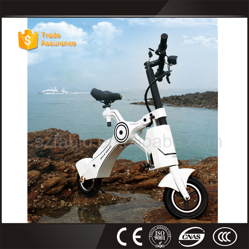 Baja Bike 2016 Price Electric Hoverboard With Handle 2 wheel Hoverboard Scooter With LED Light