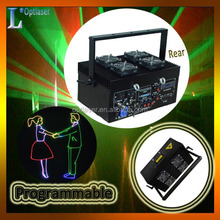 Pure diode stage rgb laser lights 2w 3w 5w 6w rgb laser projector for party disco bars clubs