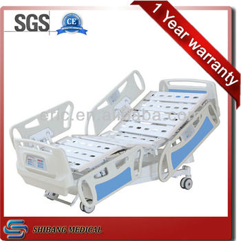 (CE,ISO Approve) SJ-YE008 five function adjustable electric folding beds