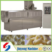 2015 commercial puff snack extruder