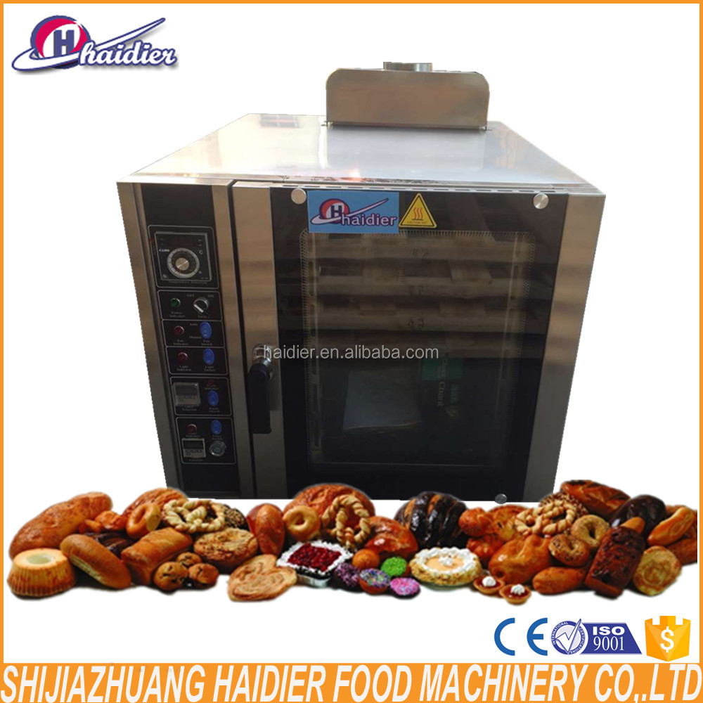 Gas Convection Oven High Speed Bakery Ovens