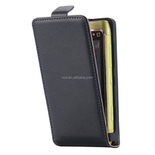 wholesale alibaba 2016 luxury genuine flip cover phone bumper leather phone cover case for Nokia N8