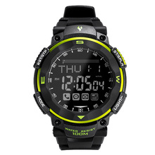 Original Youngs Outdoor Bluetooth Smart Watch Waterproof Call Remind Find Phone SOS Pacer Wristwatch for IOS Android Smartphone