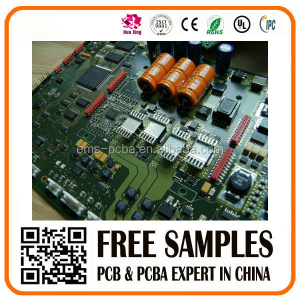 Electronics pcba circuit board assembly factory in Hua Xing