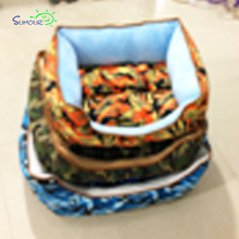Hot Selling OEM Cute extra large dog beds Animal Pet House with Self Warming Mat bedding