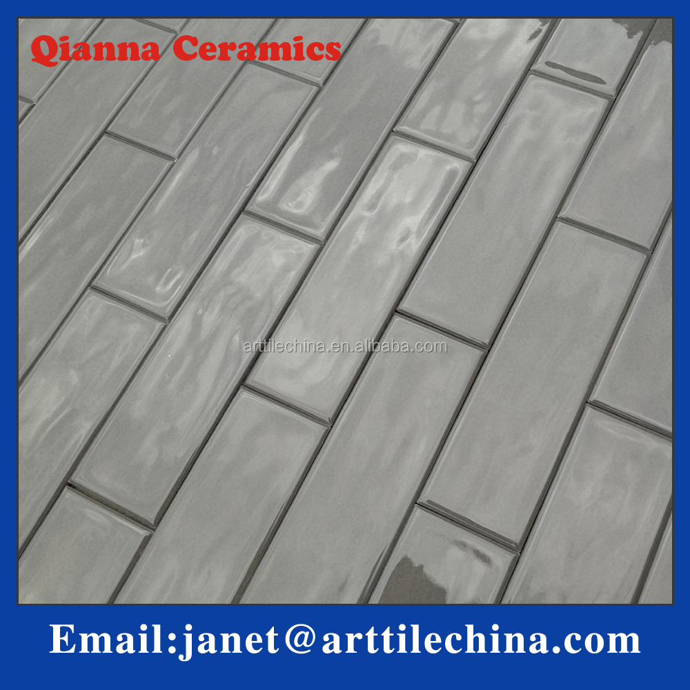 wavy grey wall tile for interior and exterior background wall