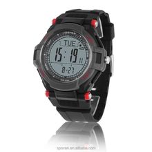 Professional Best Programmable Digital Watch with ABC functions