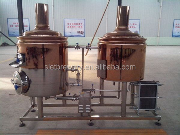 micro brewing equipment pub brew cafe brew equipment 200l cooling fermentation tank