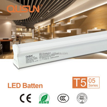 T5 LED Integrated Batten 5W, LED Batten Luminaire Indoor