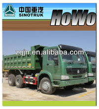 Leaf Spring Truck for Sale 30 Ton Truck Hovo Truck