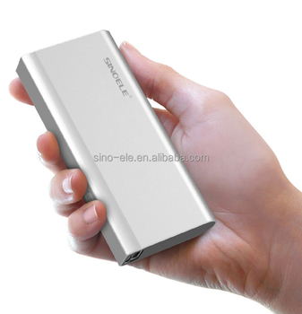 Factory Wholesale 20000mAh Mobile Battery Charger Portable Power Bank Big Capacity
