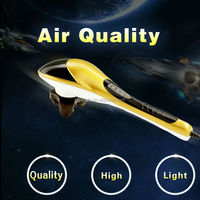 2014 air quality vibrating head massage body massager with turbing motor LY-630