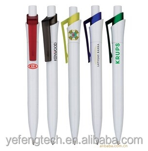 2016 custom promotional cheap logo pen