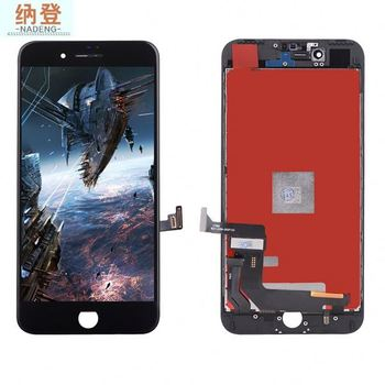 100% original for iphone 7 plus digitizer lcd accept paypal safe