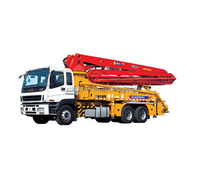 XCMG HB37 concrete pump truck for Africa pump truck