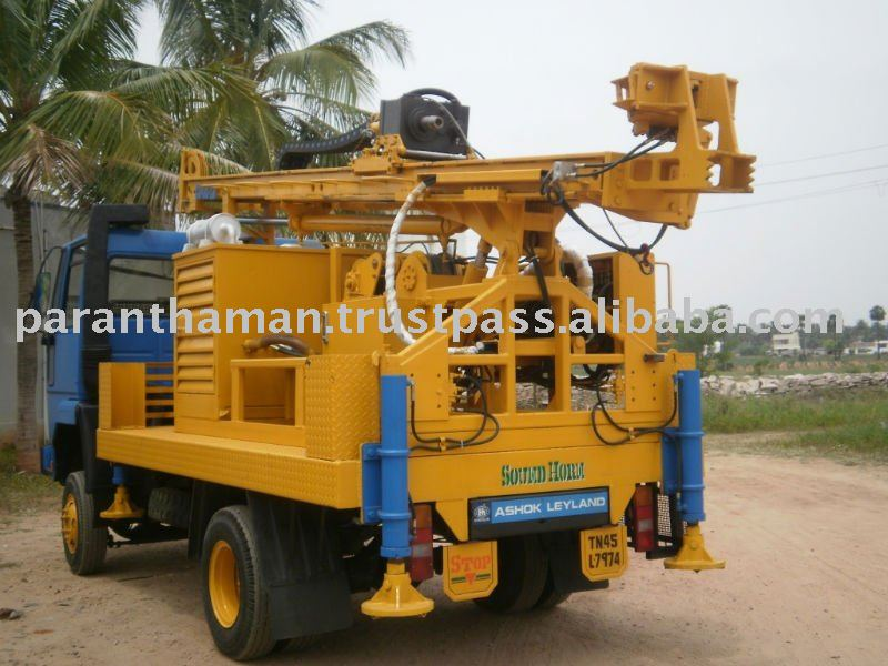core sample drilling rig for exploration