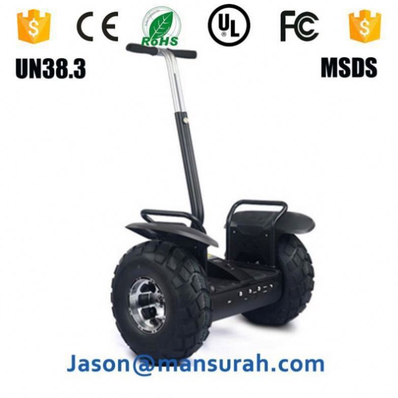 Fashion electric golf cart, electric scooter with golf bag carrier bracket for sightseeing