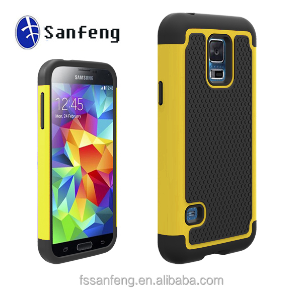 Ballistic Highly Protector Combo Case For Samsung Galaxy S5 mini