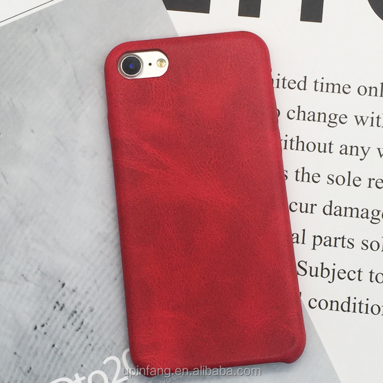 Crazy red For iPhone 5C 5S SE Cell Phone Case Leather Cover For iPhone 5S SE 5C Waterproof Case For iPhone 5 5C