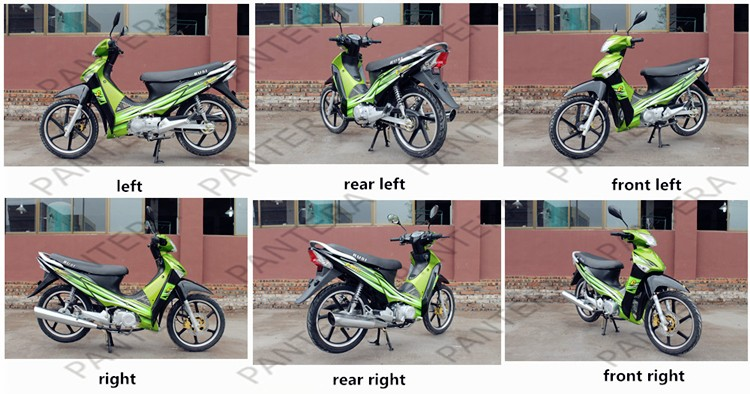 Spoke Wheel  Mini Cub Motorcycle For Sale.jpg