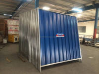 Corrugated Fencing Panels For Construction Sites - Dubai Ajman Sharjah