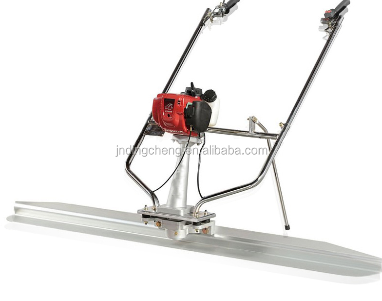 1.2kw/1.6hp Honda GX35 concrete surface finishing screed