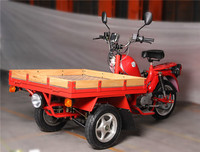 Classic Packmoppen/Three Wheel Motocycle Made In China