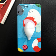 China manufacture OEM high quality squishy slow rising cell phone case