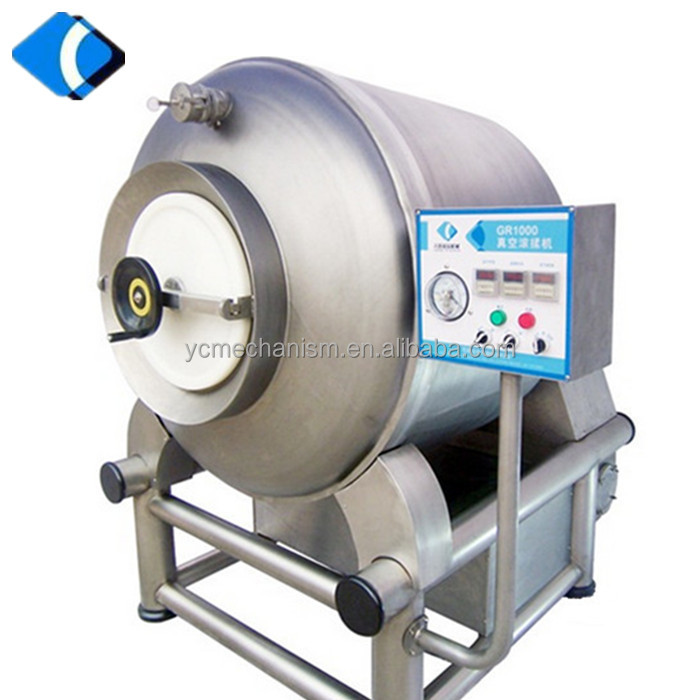 New Deign Vacuum Suction Device Industrial Meat Marinade Machine Price