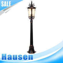 Decorative Garden Lighting outdoor Pole outdoor street Light Pole