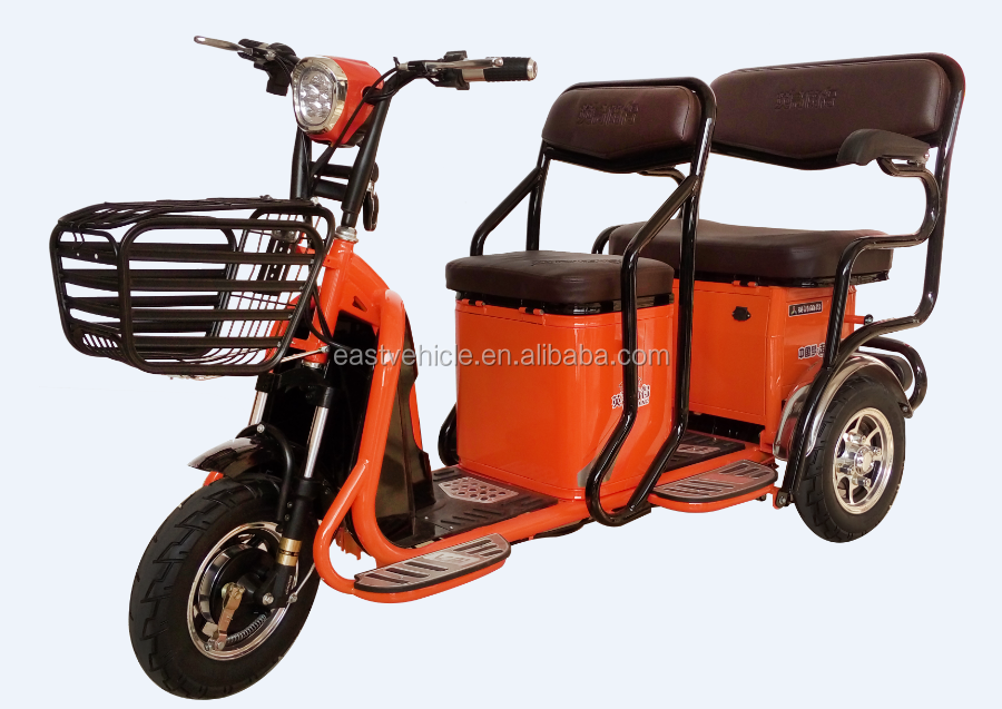 New 3 Wheels Electric Tricycle scooter Mobility Bikes Bicycle Motorbike for adult the old disabled people