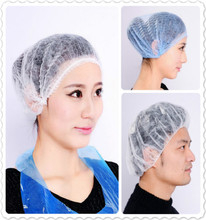 Disposable Bouffant Cap Offered By Authorized Supplier