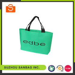 Good quality small shopping tote bag non woven