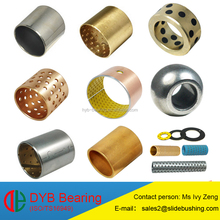 Hollow bronze bushing/self-lubricant brass bushing/sample supported bronze wrapped bush36*40*82mm